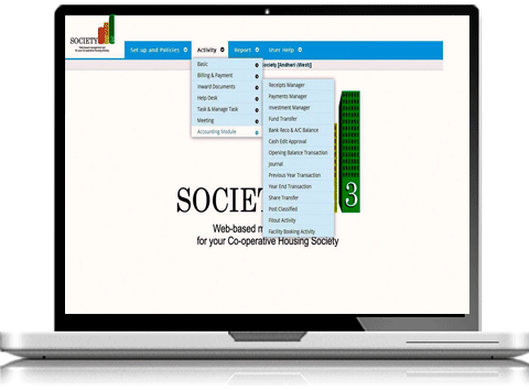 co operative housing society accounting software free download